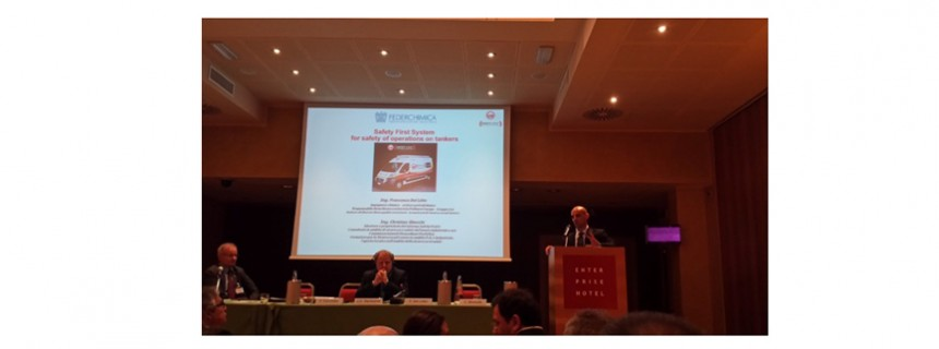 "11th Logistics Conference: ""How to integrate the Logistics in Europe for the competitiveness of the Chemical Industry"""